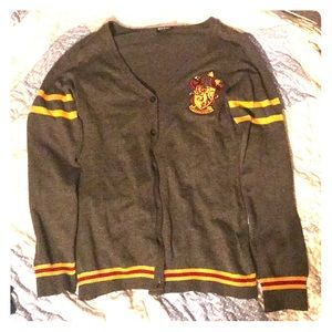 Gryffindor House Sweater - Harry Potter